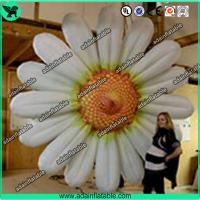 China Wedding Event Party Hanging Decoration Inflatable Flower With LED Light wholesale