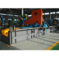 China Carbon Steel ERW Pipe Mill / Tube Mill Line For 21 - 63mm Pipe Diameter wholesale