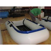 China Popular Inflatable Water Games , Small Inflatable Sport Boats Wear Resistant wholesale