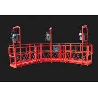 Buy cheap Customized Suspended Platform Construction Elevator Scaffold Hoists product