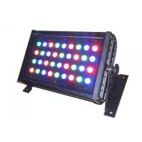 China 36 * 3w Full Color Waterproof RGB LED Wall Washer with DMX Controller wholesale