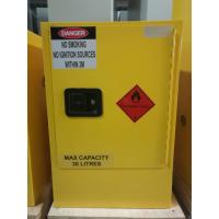 China Industry Type Safety Storage Cabinets For Flammable Liquid compliance to Australian Standard AS1940-2004 wholesale