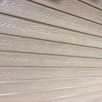 Buy cheap wpc wall pane with 3D online deep embossed wood grain surface treatment from wholesalers