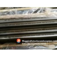 China Stainless Steel Seamless Pipe ASTM A312, TP304H , SUH304H , 1.4948, 6M wholesale