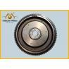 China 129 Teeth Mitsubishi Flywheel For 6D14 6D16 Crankshaft Connect Hole Inner Diameter 16.5mm wholesale