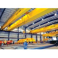 China Professional Double Girder Eot Crane With Heavy Duty Open Winch Trolley Hoist wholesale