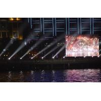 China Custom Hanging Structure IP65 Big LED Screen For Stage With 400 W / ㎡ wholesale