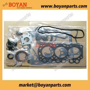 China Mitsubishi L3E Full Gasket Kit for Engine PeI Job EB12.4 EB14 wholesale