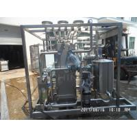 China 300L Small Stainless Steel Tubular Fruit Pulp Pasteurizer Tubular Type Pasteurizer Machine For Milk wholesale