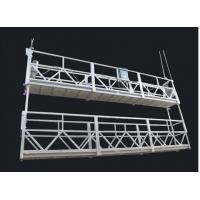 China Aluminum Alloy Double Deck Rope Suspended Platform and Suspended Access Equipment wholesale