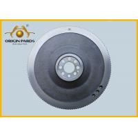 China 325mm 4HE1 4HE1T ISUZU Flywheel 8971665160 Back Side Connect To Clutch Cover wholesale