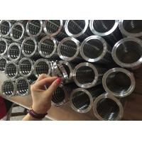 China Polished 6 Inch Stainless Steel Pipe Fittings For Food Industry 12.7-101.6MM on sale