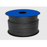 China Black PTFE PTFE Packing For Sealing Material / Graphite Gland Packing Rope wholesale