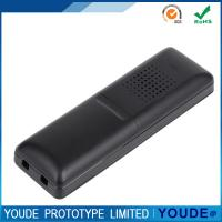 China Fast CNC Plastic Prototype Service Low Volume For Housing Of Cell Phone on sale