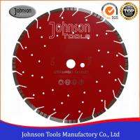 China 350mm Diamond Concrete Saw Blades for  For Cutting Reinforced Concrete Structures, Road Construction wholesale