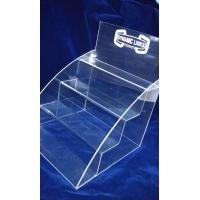 Quality 4 Tiers 3mm Acrylic Stationery Holder Transparent for Umbrella Magazine for sale
