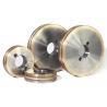China Sintered Metal Bond Grinding Wheels Diamond Pencil Grinding Wheel For Glass Edging wholesale