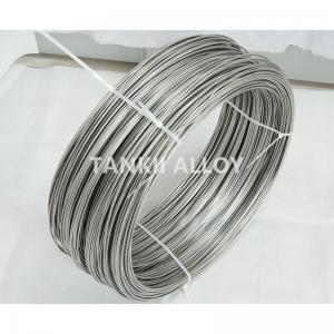 China 8mm E Type Chromel Constantan Thermocouple Bare Wire Bright Color wholesale