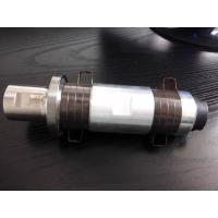 China 50MM High Power Ultrasonic Transducer 6KW , Ultrasonic Converter 10um Amplitude wholesale