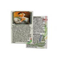 China Small Size Custom Lenticular Cards For Advertisement , 3D Lenticular Pictures wholesale
