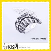 China Gemstone Silver Jewellery ,fashion silver ring wholesale