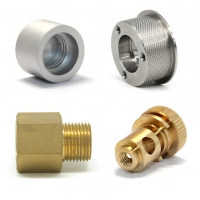 China 3 Axis Small OEM Lathe Aluminum Machining Services on sale