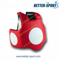 China chest guard, chest protector, taekwondo protector, sports protector wholesale