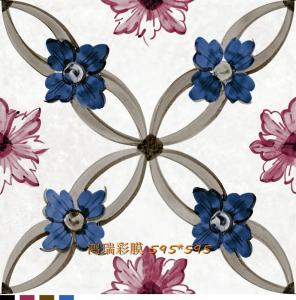 China Decorative Door Foil Pet Heat Transfer Film Natural With Simple Operation wholesale