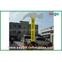 China Customized Inflatable Air Dancer / Inflatable Axe for Advertisement on sale