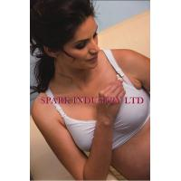 China Customised Motherhood Marernity Nursing Bra With Seamless Fabric Maternity Belly Bands wholesale