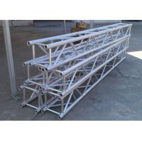China Aluminum Alloy Dj Light Stand Truss Silvery / Black Color Easy Installation wholesale