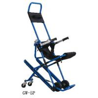 China High Strength Medical Stretcher , Aluminum Alloy Evacuation Stair Chair Stretcher wholesale