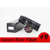 Buy cheap Travel Size Instant Hair Fiber Refill , Hair Loss Powder Concealer For All Ages product