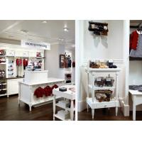 Quality Baby Store Fixtures / Retail Store Furniture Fixtures Healthy Wood Material for sale