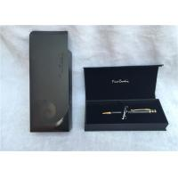 China Luxury Decorative Gift Boxes For Pens / Promotional Pen Presentation Box on sale