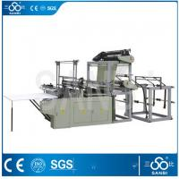 China 3Kw Heat Sealing Plastic Bag Making Machine For Garbage Bag / Bacteria Bag on sale