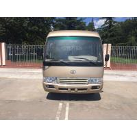 China High Roof Coaster Type Diesel 19 Seater Minibus Long Wheelbase ABS - AB wholesale
