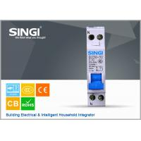 China DZ30-32 Singi Household Miniature Circuit Breakers with phase and neutral line wholesale
