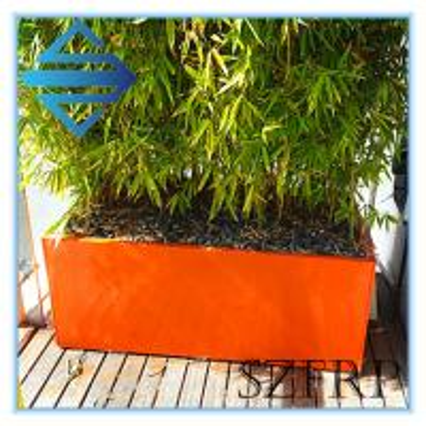 Quality rectangular planter box for sale