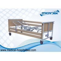 China Electric Hospital Nursing Care Beds With Remote Handset For The Elder wholesale