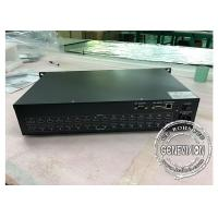 China LCD Video Wall Splicing Screen HD Media Player Box with HDMI1 , 16 input and 16 output wholesale