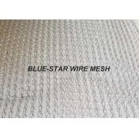 China Aluminium Knitted Wire Mesh Wire Dia 0.13 - 0.3mm For EMI & RFI Shielding wholesale