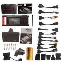 China WiFi Multi-functional Diesel Truck Diagnostic Tool X431 GDS Cover Asia, Europe, and USA Diesel Vehicles wholesale