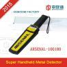 China OEM Custom Handheld Metal Detector Pinpointer Sensitivity Adjusted Arbitrarily wholesale