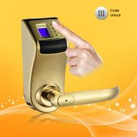 China Zinc Alloy with Chrome Plating Casing Security Password Door Lock wholesale