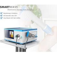 China Air Compress Extracorporeal ESWT Shockwave Therapy Machine For Heel Pain / Muscular Injury on sale
