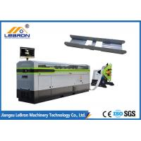 China 4900mm Steel Framing Machine 0.75-1.2mm Thickness For Pre Engineered Buildings wholesale