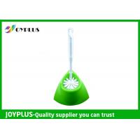 China Bathroom Cleaning Accessories Antibacterial Toilet Brush Set For Home / Hotel wholesale