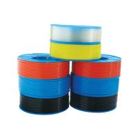 China High Flexible Pneumatic Air Tubing 98A / 95A Hardness Polyurethane Air Hose wholesale