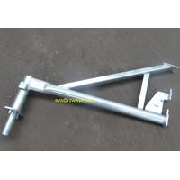 China 0.72m 7.4kg hot galvanized haki scaffold  bracket wholesale